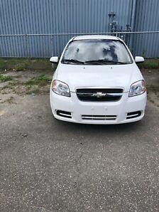 2007 Cheverolet Aveo LS