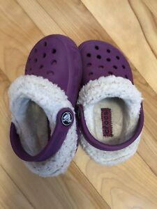 Pantoufles Crocs 6-7