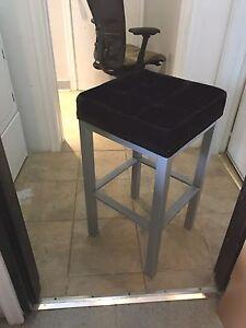 Moving sale!! High soft cushion bar stool