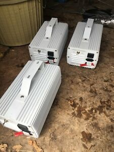 Lightning and hydroponic equipment for sale