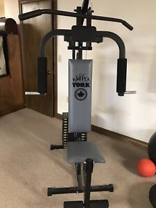 Home Gym by York