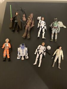 Star Wars The Vintage Collection Action Figures