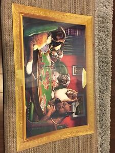Poker dogs picture