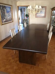 Conference/Dining room table (6-16 people)