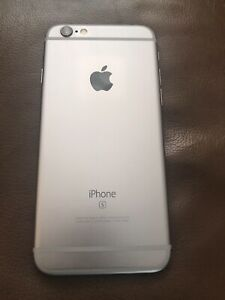IPhone 6s Silver 32gb comme neuf