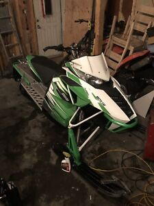 Arctic Cat f1100 turbo 4 stage