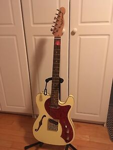 Fender telecaster old style electric guitar