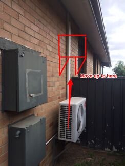Looking for air conditioning technician worker for easy job Chipping Norton Liverpool Area Preview