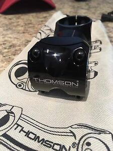 "Thompson stem 1.5"" 75mm 0degree"