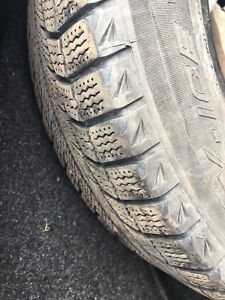 Michelin winter tires 195/65/r15