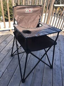 Baby Camping Chair with Storage Bag