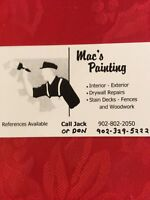 PAINTERS WITH EXPERIENCE