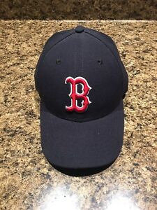Boston Red Sox 6 7/8 fitted hat Low Crown New Era