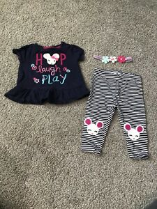6-12 month Gymboree outfit