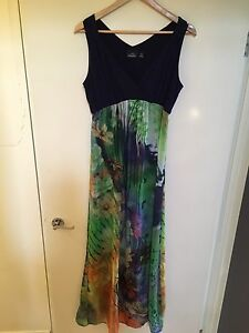 """Gorgeous """"Ripe Limited"""" maternity gown size m Yarraville Maribyrnong Area Preview"""