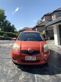 Toyota Yaris YRX 2006 Helensvale Gold Coast North Preview