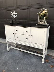Lovely refinished sideboard