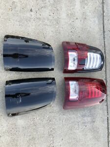 2013-18 Dodge Ram Factory LED Taillights