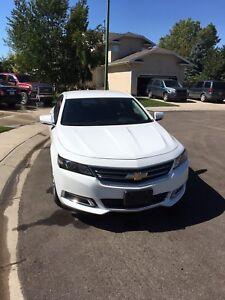 2016 Chevrolet Impala 2LT. No taxes, LOW km