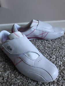 Lacoste shoes size 9 •NEVER WORN!