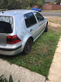 Volkswagen Golf 4 wrecking  Colyton Penrith Area Preview