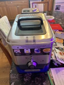Tfal ultimate ezclean deep fryer