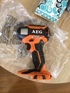 Aeg impact driver Robina Gold Coast South Preview