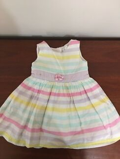 Pretty little Cotton  dress for 2-3 years