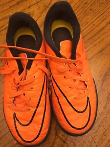 Soccer cleats and indoor shoes