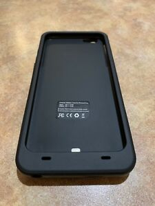 External battery case for iPhone plus