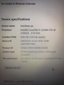 Looking for HP pavilion g6 for parts