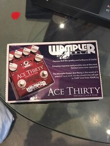 Wampler Ace Thirty - Vox AC30 Overdrive