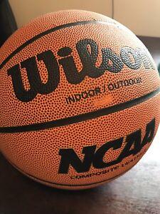NCAA basketball, like new