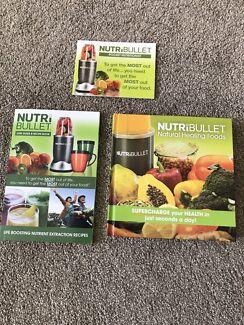 NutriBullet Book Bundle