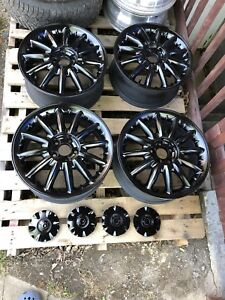 """4mags 16"""" 5x114,3 comme neuf"""
