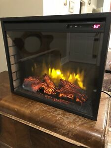 "New in box 28"" Electric Fireplace"