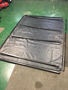 8ft Extang BlackMax Tonneau Cover