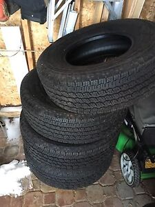 Brand New truck tires! 265/70 R16