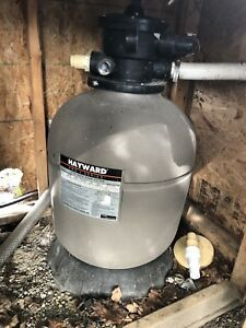 Hayward PRO SERIES Above Ground Sand Filter& Pump