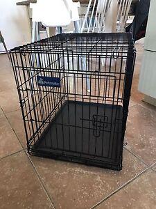 Cage moyenne pour chien comme neuve