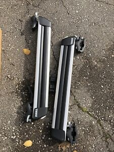 Thule roof rack for skis