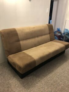 Fold out couch 2 seater $90