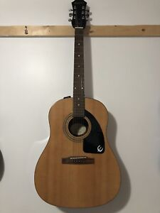 Acoustic guitar Epiphone very good shape