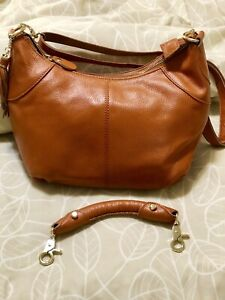 Leather hand bag brand new