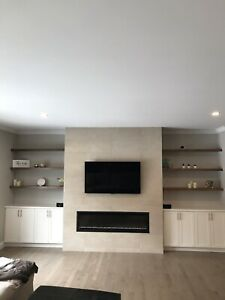 Cabinets and Floating Shelves $2000 OBO