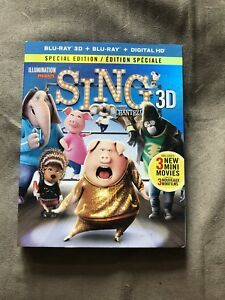Sing DVD BlueRay (new)
