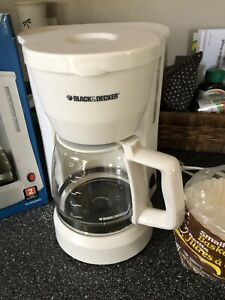 Black & Decker 5 cup coffee maker