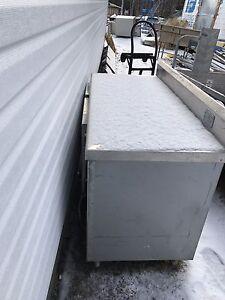 6 Doors 8x14 walk-in cooler
