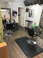 Chair for rent in salon $700