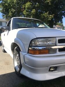 Low Km S10 AS IS